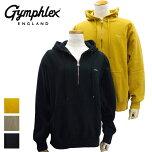 Gymphlex【ジムフレックス】ヘビーウェイトテリーハーフジッププルオーバーパーカー(メンズ・レディース)【J-1384】【楽ギフ_包装】【楽ギフ_メッセ入力】