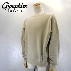 【30%OFF】Gymphlex【ジムフレックス】ジャガードテリー スウェットプルオーバー Men's【J-1458】【楽ギフ_包装】【楽ギフ_メッセ入力】
