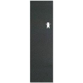 GRIZZLY (グリズリー) REGULAR FOOT OG BEAR CUTOUT GRIPTAPE (BLACK) デッキテープ/グリップテープ/1枚価格【スケートボード/SKATEBOARD】