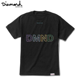 【セール/SALE-30】Diamond Supply Co.(ダイヤモンド) 3DMND S/S T-SHIRTS (BLACK) TEE TS 半袖Tシャツ