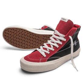 【2020SS】STRAYE(ストレイ) HILAND (FO RED) スニーカー【国内正規取扱い店】