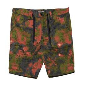 【セール/SALE-30】ZEPHYREN(ゼファレン) SHORTS TIEDYE SHORT PANTS ショートパンツ ショーツ ボトムス