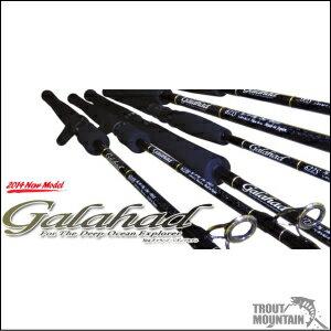 【送料無料】YAMAGA Blanks(ヤマガブランクス)【ギャラハド604B】Galahad(ギャラハド)【ベイトモデル】