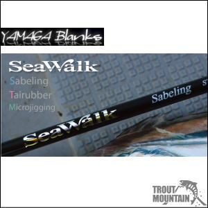【送料無料】YAMAGA Blanks(ヤマガブランクス)【SWT-61L】SeaWalk (シーウォーク)Tairubber(タイラバ)【ライトジギング/ベイトモデル】
