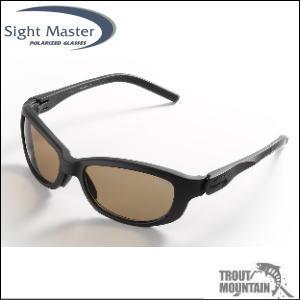 【送料無料】TIEMCO(ティムコ)サイトマスター/Sight Master【セプター ブラック】【偏光サングラス】