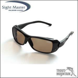【送料無料】TIEMCO(ティムコ)サイトマスター/Sight Master【キャノピー ブラック】【偏光サングラス】