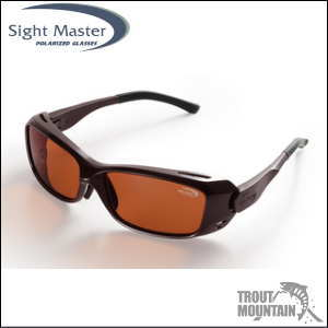 【送料無料】TIEMCO(ティムコ)サイトマスター/Sight Master【バレル マホガニー】【偏光サングラス】