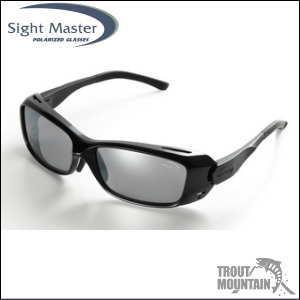 【送料無料】TIEMCO(ティムコ)サイトマスター/Sight Master【バレル ブラック】【偏光サングラス】