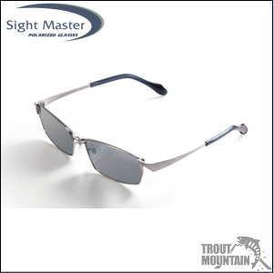 【送料無料】TIEMCO(ティムコ)サイトマスター/Sight Master【ディグニティTiマッドシルバーPRO 】【偏光サングラス】