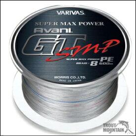 【送料無料】バリバスアバニ GT SMP[スーパーマックスパワー]8号【600m】