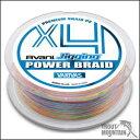 バリバスアバニ ジギング パワーブレイドPE x4(4.0号/MAX LB.56)【300m】