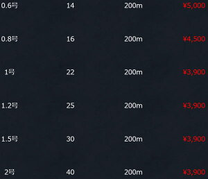 ヨツアミ/よつあみ/YGKG-soulX8UpgradePE【0.6号/14lb】【200m】(ジーソウルX8アップグレードPE)
