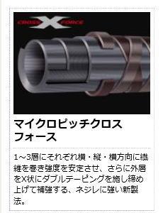 メジャークラフト「三代目」クロステージ/シーバスシリーズ【CRX-862L】【スピニングモデル】