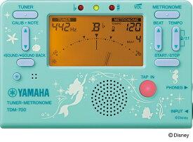 【ディズニーコレクション2019】 YAMAHA TDM-700DARL アリエル チューナー&メトロノーム