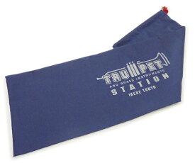 トランペットステーション オリジナル!!C-GUARD トランペット用 保護袋 (ネイビー)【あす楽対応】