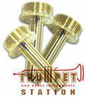 buzz YAMAHA トランペット用真鍮製バルブステム 3個セット