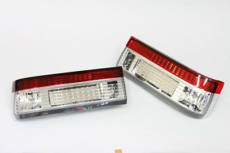 AE86 尾 / 尾燈罩 3 門早期晚 LED 尾燈危害性豐田 86 你