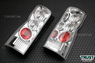 商隊尾巴 E25 系列尾巴燈旅行車 LED 歐元尾巴清除日產尼桑