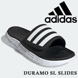アディダス サンダル レディース メンズ DURAMO SL SLIDE デュラモ SL スライド adidas FY8786 2021春夏