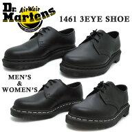 Dr.Martensドクターマーチン14345001CORE1461MONOコア1461モノユニセックスメンズレディースローカットシューズレースアップ紐靴皮靴カジュアル男性女性男女兼用プレゼントギフト
