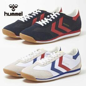 hummel ヒュンメルHM2060861009/9001STADION スタディオンメンズ レディース スニーカー ランニング ウォーキング