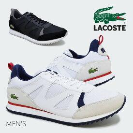 LACOSTE ラコステSMA035L 237/407AESTHET 120 2メンズ スニーカー スポーツシューズ ランニング