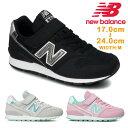 new balance ニューバランスYV996 HBK / HGY / HPNキッズ ジュニア 子供靴 スニーカー 紐靴 ゴムひも マジックテープ …