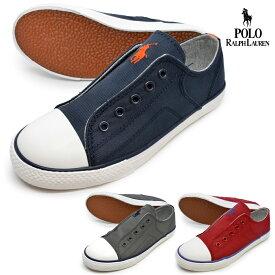 POLO RALPH LAUREN ポロ ラルフローレンRF100985/RF100986/RF101117ROWENN ローウェンレディース キッズ ジュニア 子供 スニーカー スリッポン 婦人靴