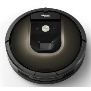 ★国内正規品 iRobot ルンバ980 R980060 ロボット掃除機 クリーナー 全自動掃除機 お掃除ロボット