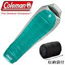 Coleman COLD WEATHER MUMMY SILVERTON350 SLEEPING BAG コールマン スリーピングバッグ シルバートーン 大人用...