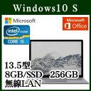 ★Microsoft DAG-00059 Surface Laptop Windows 10 S 第7世代 Intel Core i5-7200U 8GB SS...