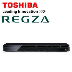 ★東芝 レグザ シングルチューナー ブルーレイディスクレコーダー DBR-E1007 時短 1TB 1000GB HDD内蔵 4K対応 地上 BS 110CS おまかせ自動録画 DBRE1007