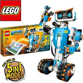 【正規品】レゴジャパン LEGO レゴ 17101 BOOST クリエイティブ・ボックス プログラミング ロボット プログラミング おもちゃ プログラミング レゴ LEGO 17101