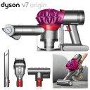 【国内正規品・2年保証】ダイソン Dyson V7 ORIGIN HANDHELD HH11 MHMO ハンディクリーナー ハンディ掃除機 コードレ…