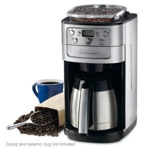 ★Cuisinart クイジナート ミル付全自動コーヒーメーカー DGB-900PCJ2 12カップ 12杯 オートマチック グラインダー付 クイジナート コーヒーメーカー12カップ