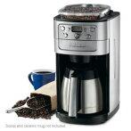 【国内正規品】Cuisinartクイジナートミル付全自動コーヒーメーカーDGB-900PCJ212カップ12杯オートマチックグラインダー付
