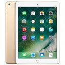 ★Apple アップル iPad 9.7インチ MPGT2J/A 32GB ゴールド Retinaディスプレイ Wi-Fiモデル アイパッド 2017年春モデル...