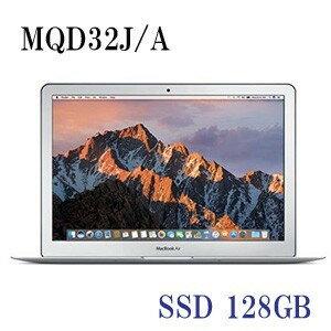 Apple アップル MacBook Air MQD32J/A 13.3インチ SSD128GB 1800/13.3 Intel Core i5 マックブックエアー ノートパソコン MQD32JA MQD32