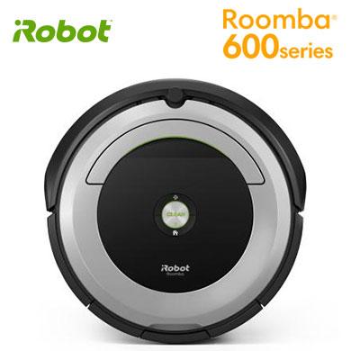 【国内正規品】iRobot アイロボット ルンバ690 ロボット掃除機 600シリーズ ライトシルバー Roomba690 R690060本体 全自動掃除機 Wi-Fi対応