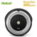 ★【国内正規品】iRobot アイロボット ルンバ690 ロボット掃除機 600シリーズ ライトシルバー Roomba690 R690060本体 全自動掃除機 Wi-Fi対応