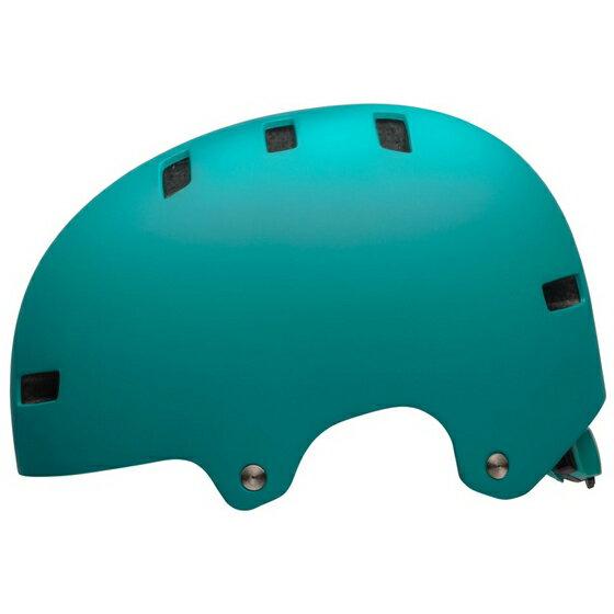 【送料無料】 BELL(ベル) 子供用ヘルメット スパン マットエメラルド Sサイズ