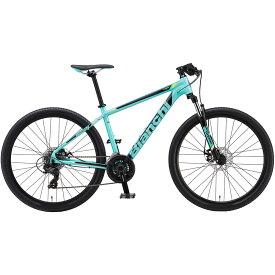 即納可能 送料無料 BIANCHI(ビアンキ) マウンテンバイク MAGMA 27.0 ALTUS 38 CK16/BLACK/YELLOW 【2019年モデル】【完全組立済自転車】【北海道、九州、沖縄、離島は送料別】