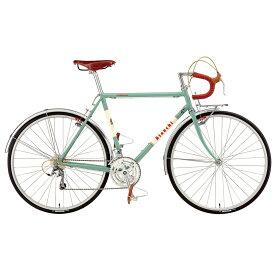 【即納可能】送料無料 BIANCHI(ビアンキ) ツーリング ANCORA TIAGRA Celeste Classico 54 【2019年モデル】【完全組立済自転車】