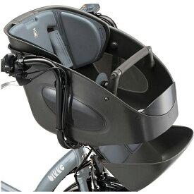 送料無料 ブリヂストン bikke POLAR用 フロントチャイルドシートクッション FBP-K LB ブルーグレー