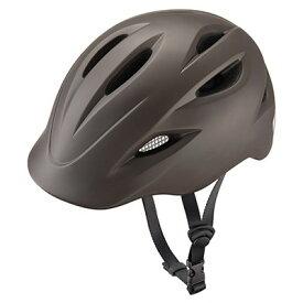 【メーカー純正品】【正規代理店品】ブリヂストン 自転車用ヘルメット クルムス CH-BSM Mサイズ(54cm〜58cm、330g) ブラウン 【自転車用品】
