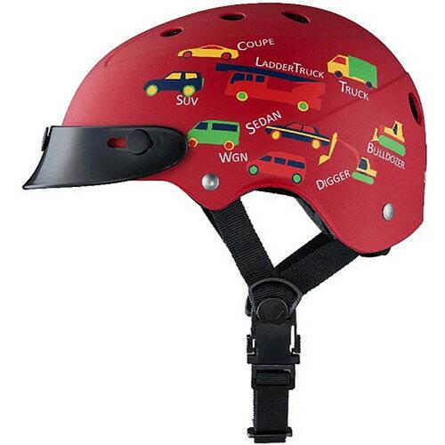 ブリヂストン(BRIDGESTONE) コロン キッズヘルメット CHCH4652 レッド