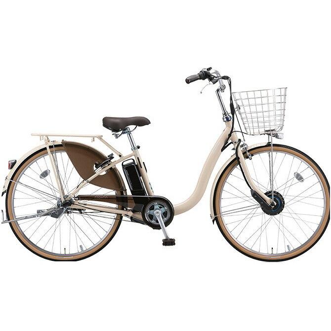 ブリヂストン フロンティアロイヤル F4RB48 E.Xクリームアイボリー 24インチ 電動自転車【2018年モデル】【完全組立済自転車】