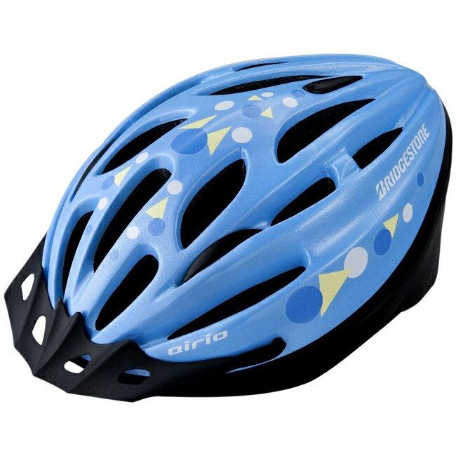 ブリヂストン 子供用ヘルメット エアリオ CHA5660 56〜60cm(Lサイズ) B371301LB