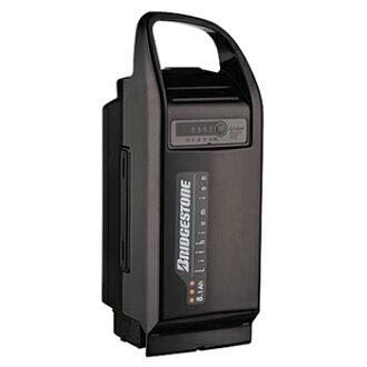 供普利司通電動ashisuta自行車使用的電池老鋰離子8.1Ah LI8.1N.D黑色