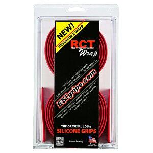 【キャッシュレス5%還元対象店】ESIグリップ(ESIgrips) バーテープ RCT Wrap Bar Tape Red